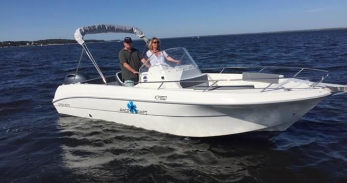 Yacht-Charter in Lège-Cap-Ferret - Pacific Craft Pacific Craft 670 Open Trendy auf SamBoat