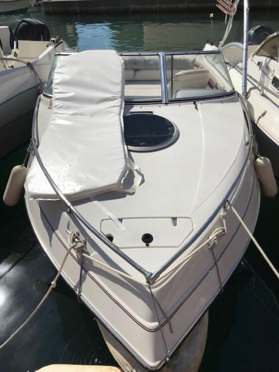 Yacht-Charter in Fréjus - Four Winns Sundowner 195 auf SamBoat