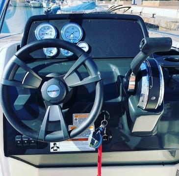 Bootsverleih Quicksilver open 505 Altea Samboat