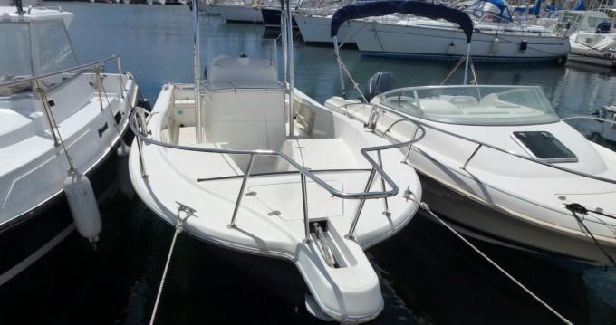 Bootsverleih Kelt WHITE SHARK 225 Marseille Samboat