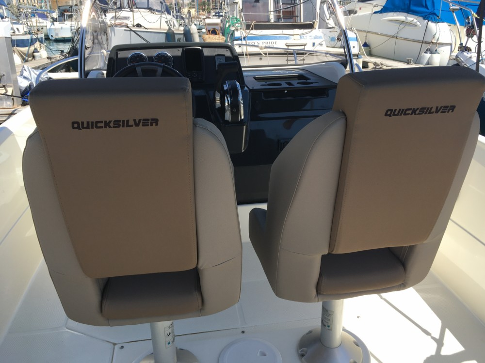 Yacht-Charter in Alicante - Quicksilver Activ 605 Open auf SamBoat