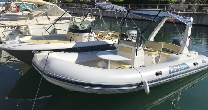 Yacht-Charter in Fréjus - Capelli Tempest 625 auf SamBoat