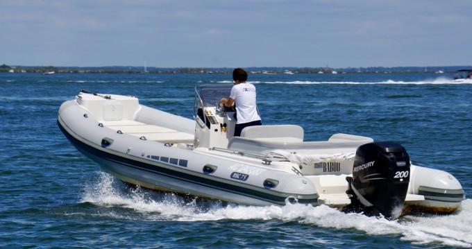 Schlauchboot mieten in Lège-Cap-Ferret - Bsc BSC 75