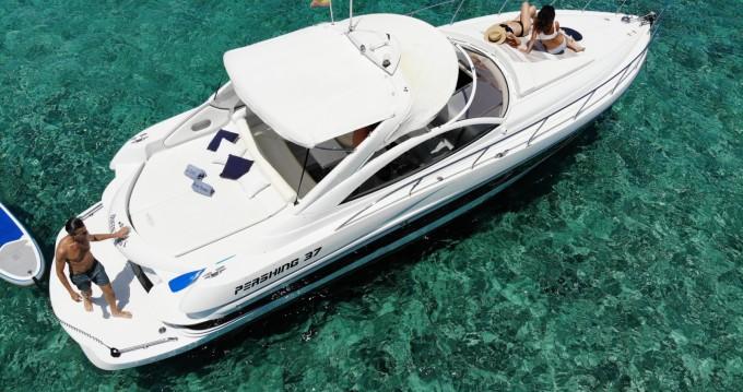 Yacht-Charter in Ibiza Town - Pershing Pershing 37 auf SamBoat