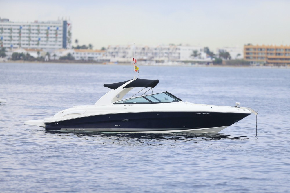 Yacht-Charter in Balearische Inseln - Sea Ray Sea Ray 295 Bow Rider auf SamBoat