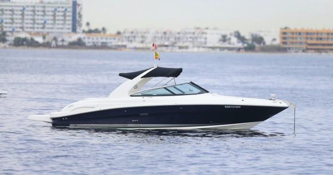 Motorboot mit oder ohne Skipper Sea Ray mieten in Ibiza Town