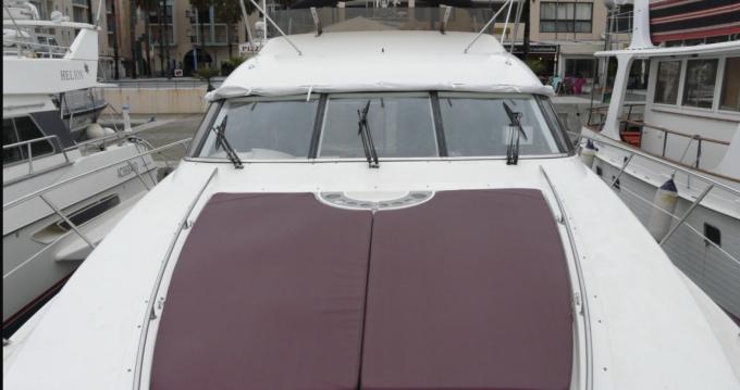 Motorboot mit oder ohne Skipper Fairline mieten in Argelès-sur-Mer