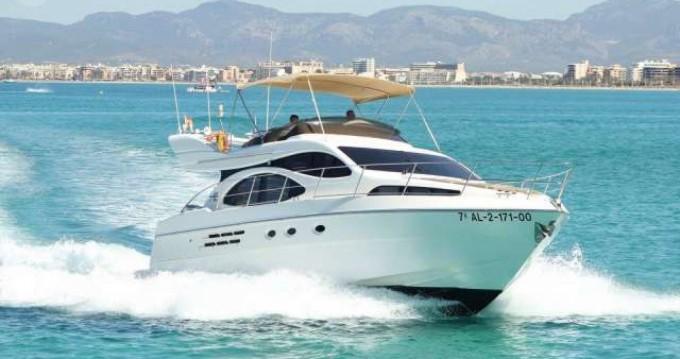 Bootsverleih Azimut Azimut 46 Fly Palma de Mallorca Samboat