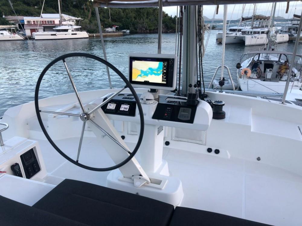 Katamaran mit oder ohne Skipper Lagoon mieten in Martinique