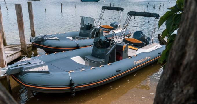 Schlauchboot mieten in Arcachon zum besten Preis