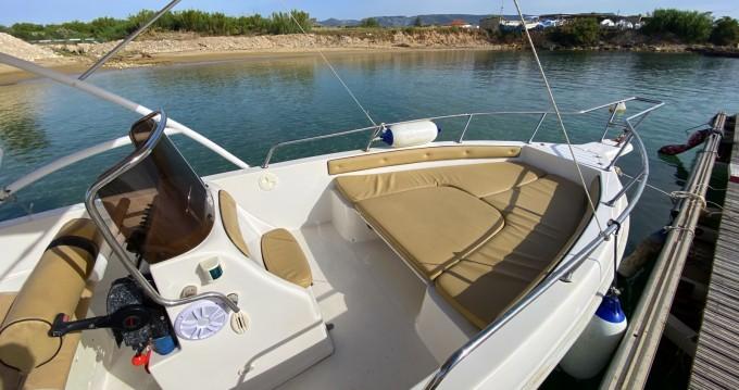Motorboot mieten in Avola zum besten Preis
