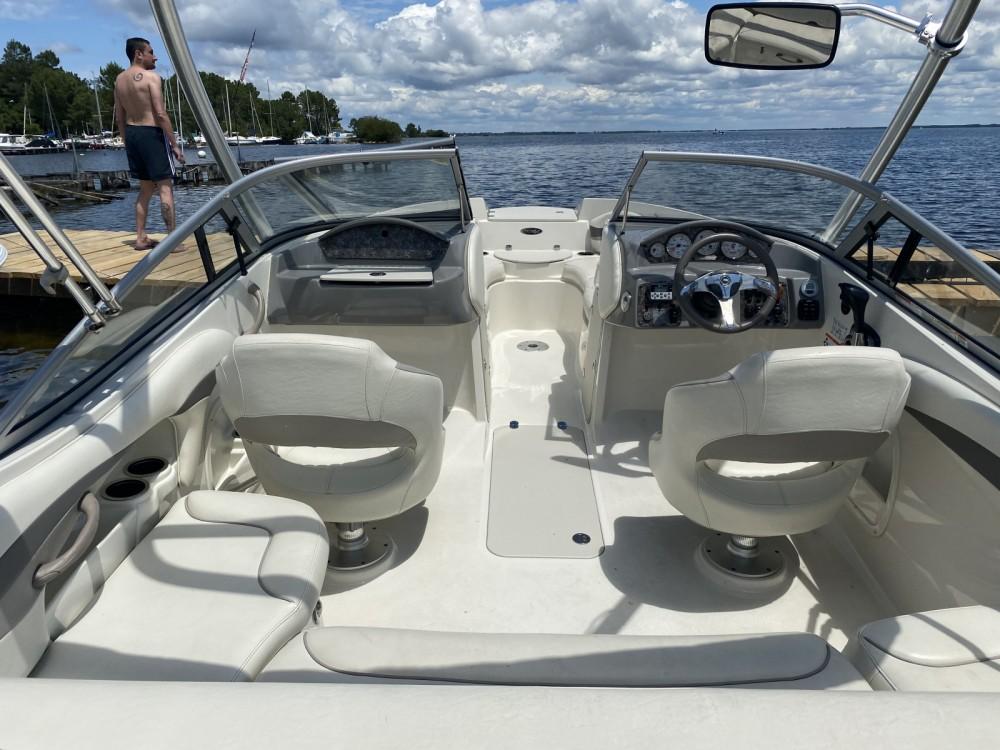 Motorboot mieten in Biscarrosse - Stingray 208cr