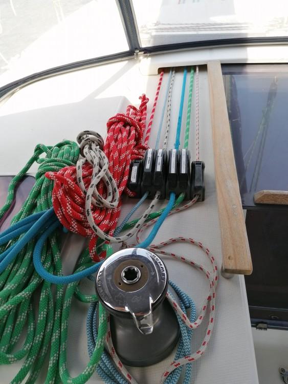 Yacht-Charter in Fethiye - Dufour Dufour 445 GL auf SamBoat