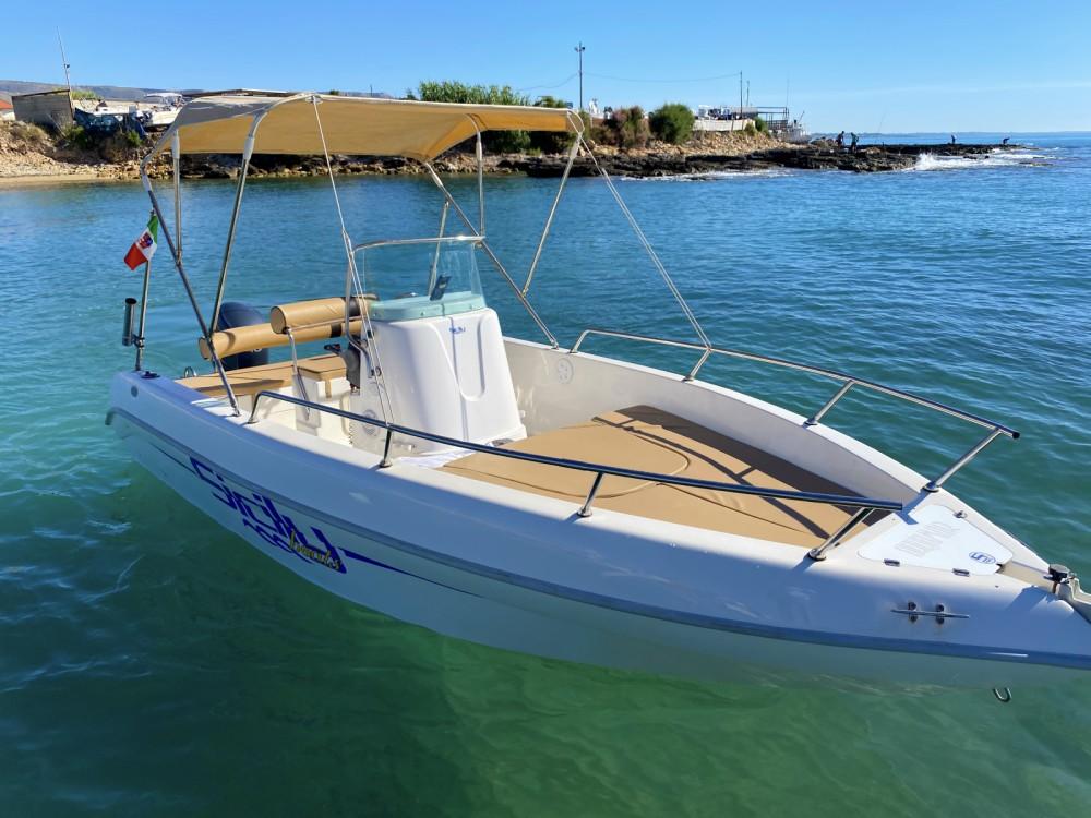 Bootsverleih Aquamar Samoa Avola Samboat