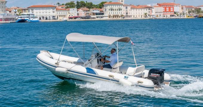 Yacht-Charter in Poreč - Tiger Proline Tigermarine 620 auf SamBoat