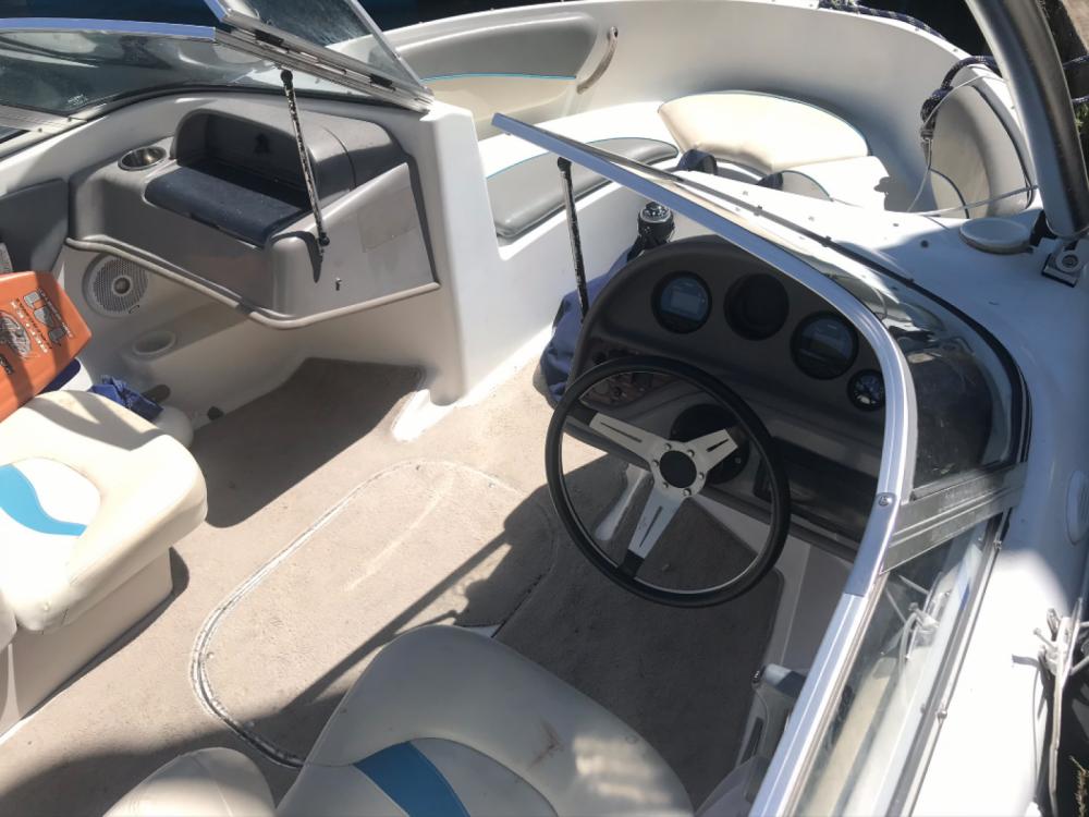 Yacht-Charter in Annecy - Four Winns Horizon 190 auf SamBoat