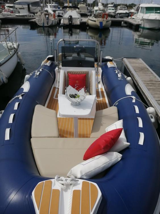 Bootsverleih Deauville günstig Proline 620