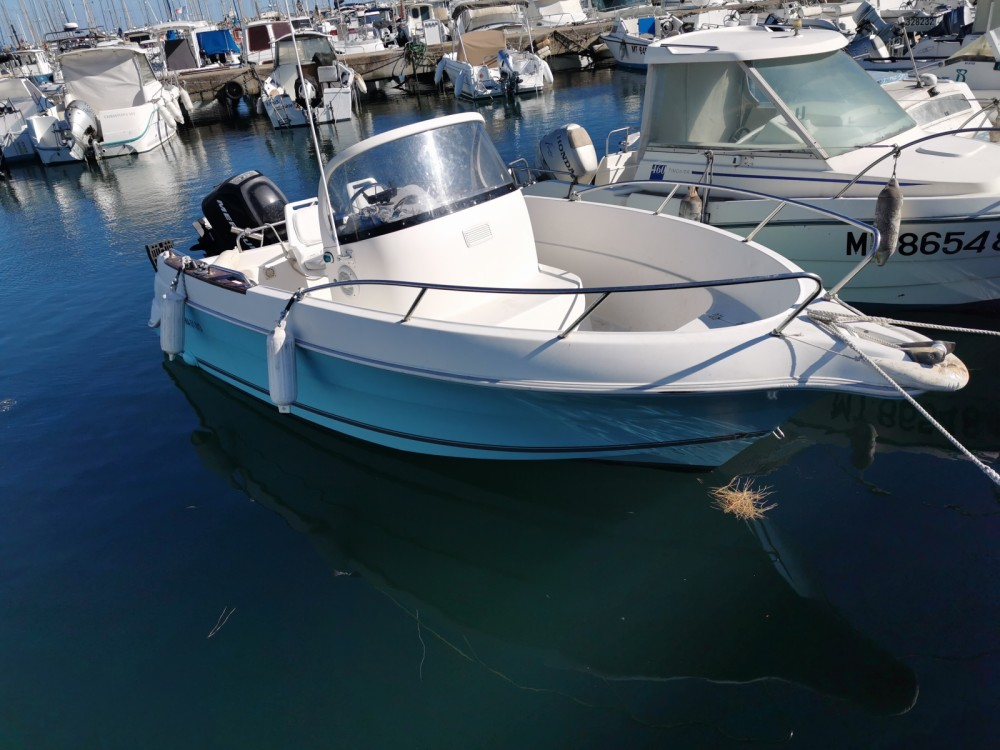Motorboot mieten in Fos-sur-Mer zum besten Preis