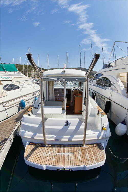 Motorboot mieten in Primošten - Bénéteau Antares 8 OB