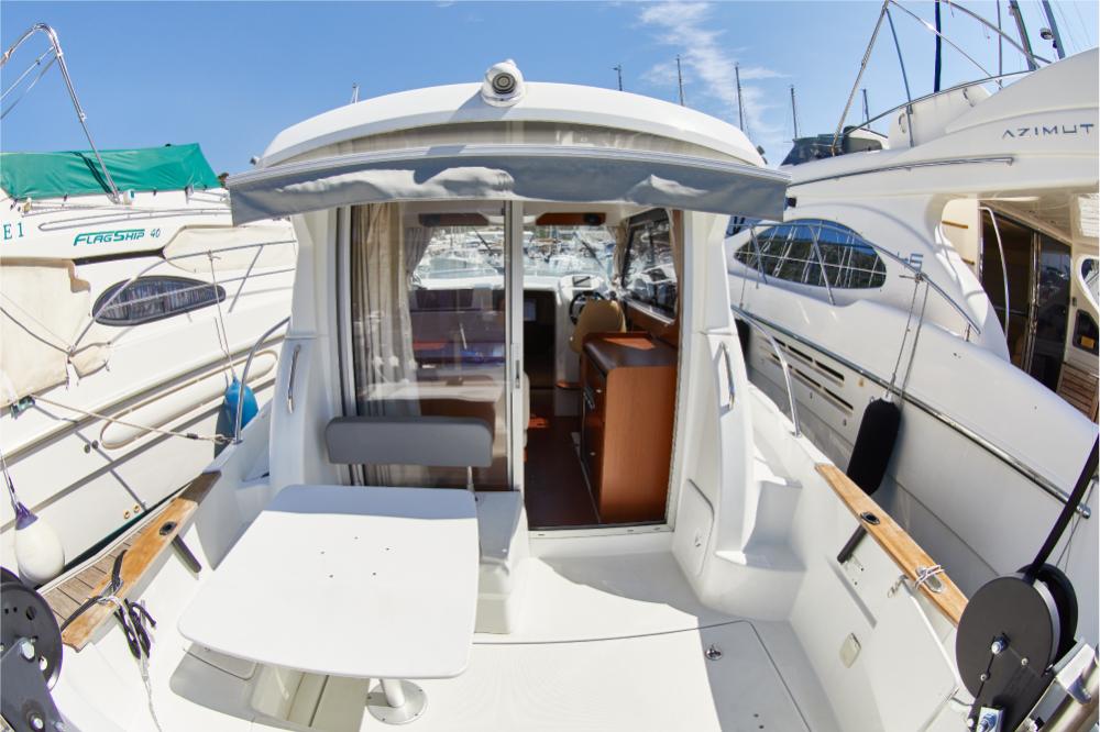 Motorboot mit oder ohne Skipper Bénéteau mieten in Primošten