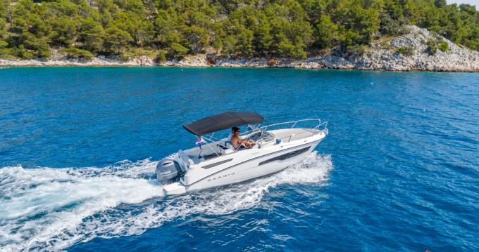 Bootsverleih Karnic 652 Split Samboat