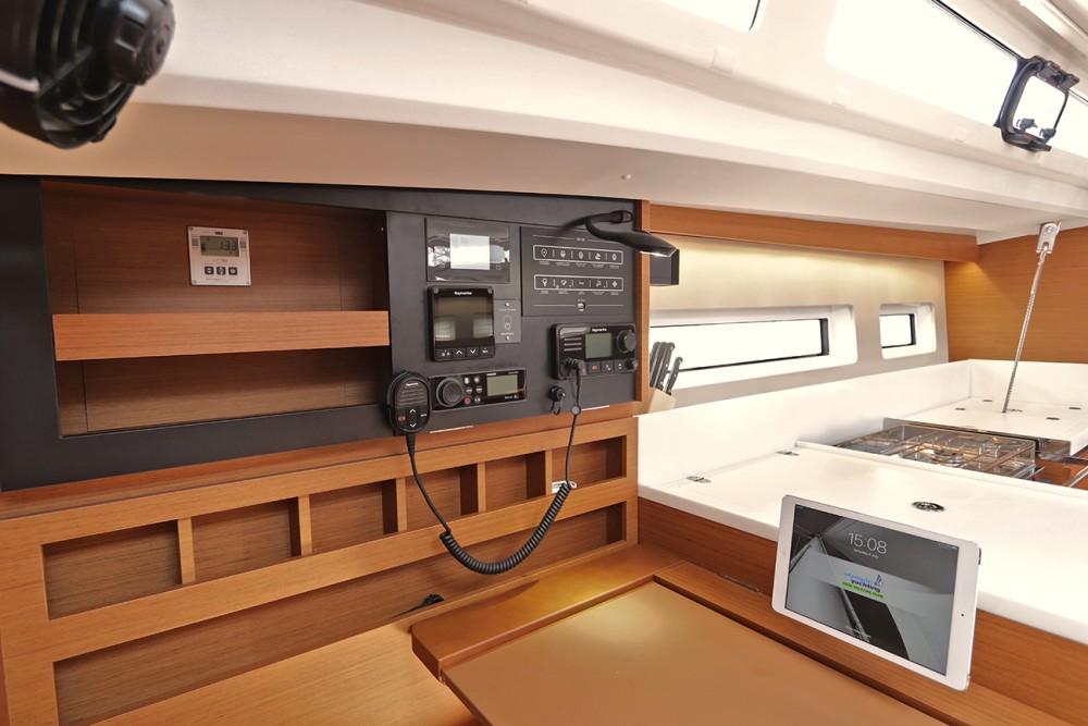 Segelboot mieten in Peloponnese - Jeanneau Sun Odyssey 440