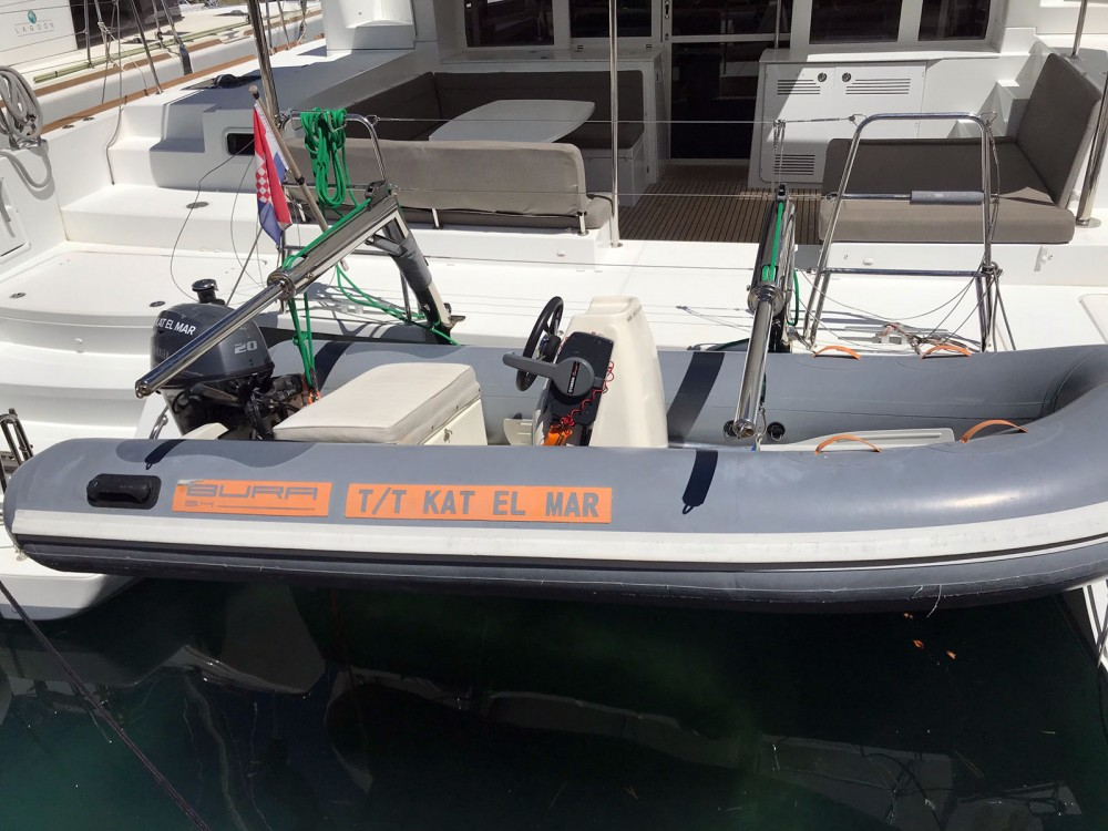 Yacht-Charter in Kaštel Gomilica - Lagoon Lagoon 450 F auf SamBoat