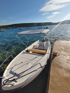 Yacht-Charter in Stara Novalja - Adria 501 auf SamBoat