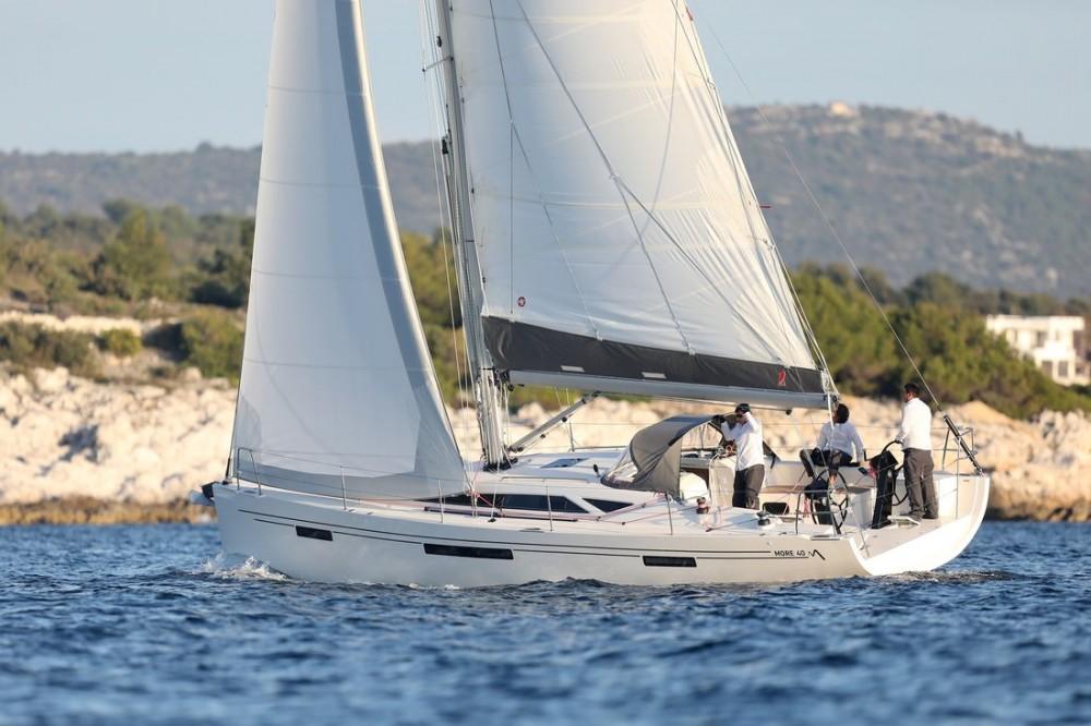 More Boats More 40 zwischen Privatpersonen und professionellem Anbieter