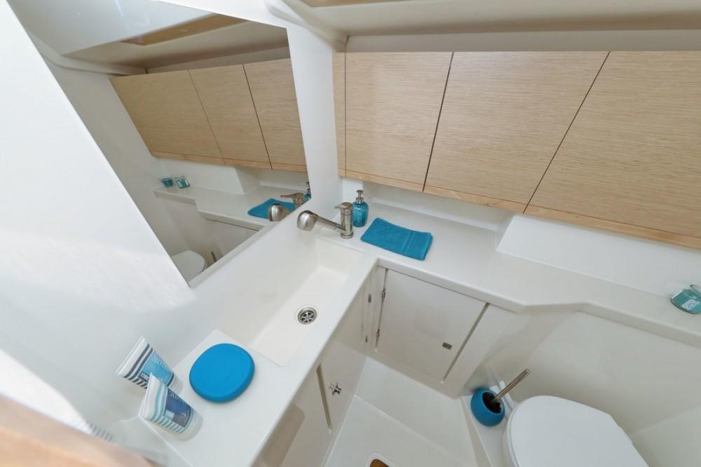 Vermietung Segelboot More Boats mit Führerschein