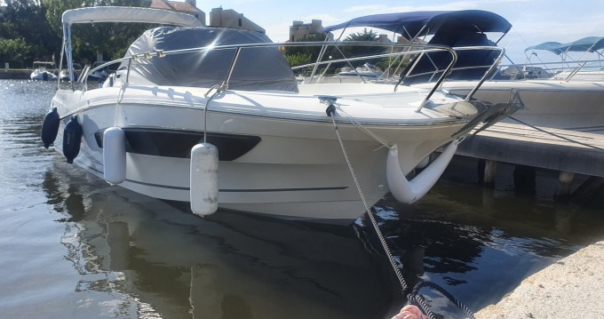 Bootsverleih Saint-Florent günstig Cap Camarat 755 WA serie 2