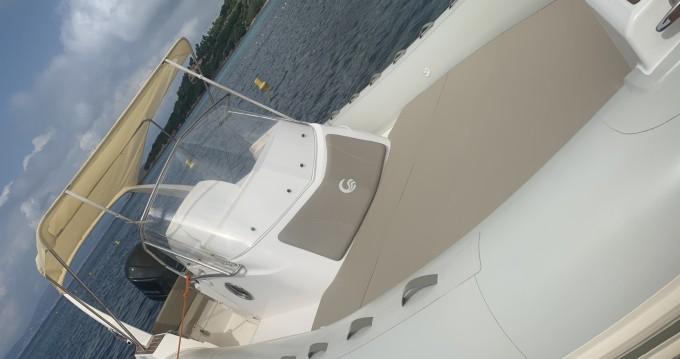 Bootsverleih Capelli Tempest 850 Open Coti-Chiavari Samboat