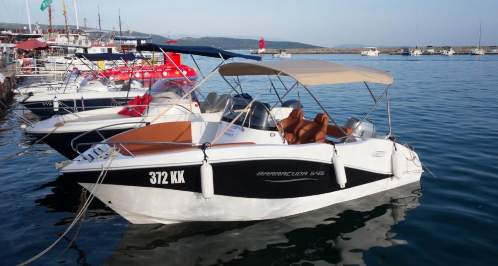 Yacht-Charter in Krk - Okiboats Barracuda 545 Open auf SamBoat