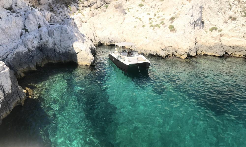 Yacht-Charter in Marseille - Wasabi  24 auf SamBoat