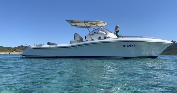Bootsverleih Palau günstig F36