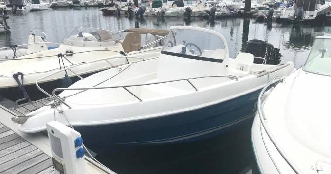 Motorboot mit oder ohne Skipper Quicksilver mieten in La Forêt-Fouesnant