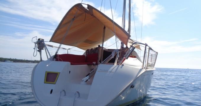 Segelboot mieten in Golfe-Juan - Jeanneau Sun Way 25