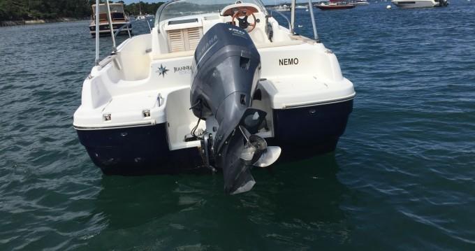 Motorboot mieten in Lège-Cap-Ferret - Jeanneau Cap Camarat 625 WA