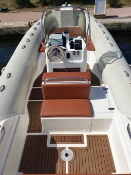 Bootsverleih Capelli Tempest 770 Saint-Florent Samboat