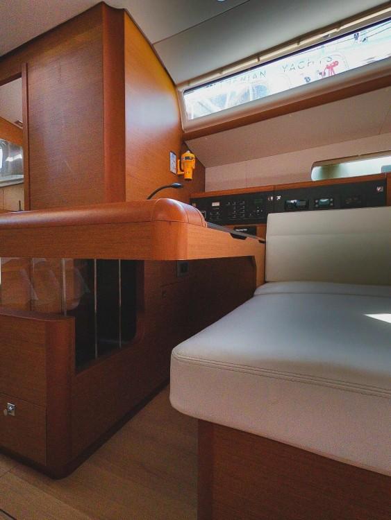 Bootsverleih Jeanneau Sun Odyssey 519  Samboat