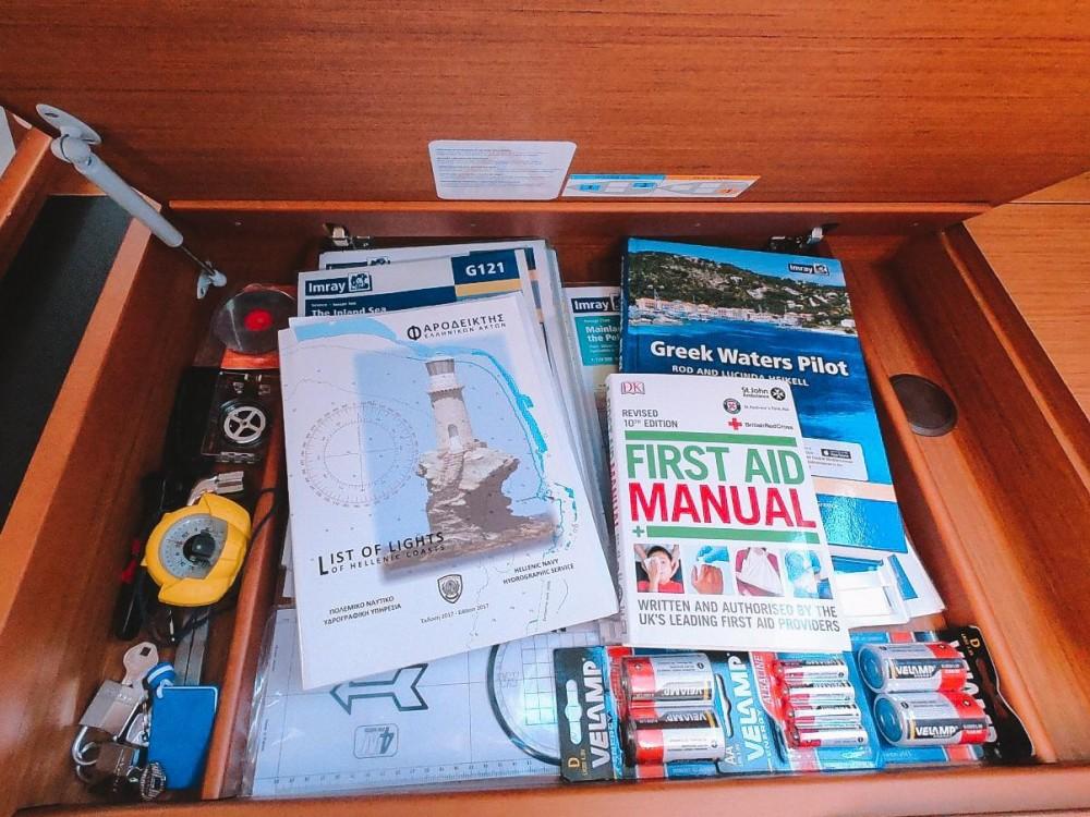 Yacht-Charter in  - Jeanneau Sun Odyssey 519 auf SamBoat