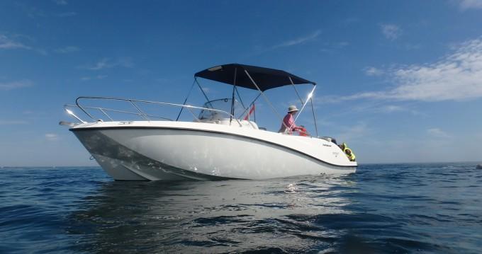 Motorboot mieten in Piriac-sur-Mer - Quicksilver Quicksilver 675 Open Activ