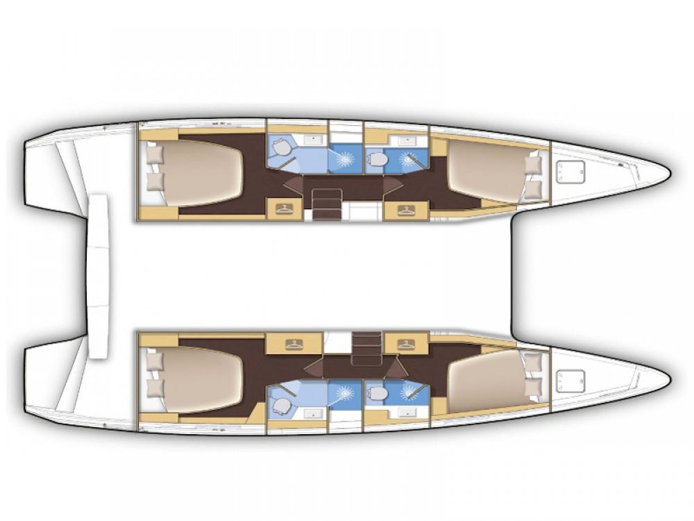 Katamaran mit oder ohne Skipper Lagoon mieten in Palma