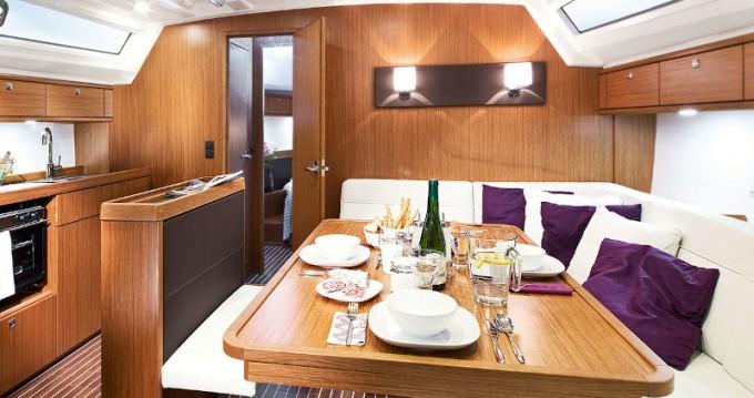 Bavaria Bavaria 47 Cruiser zwischen Privatpersonen und professionellem Anbieter Rhodes