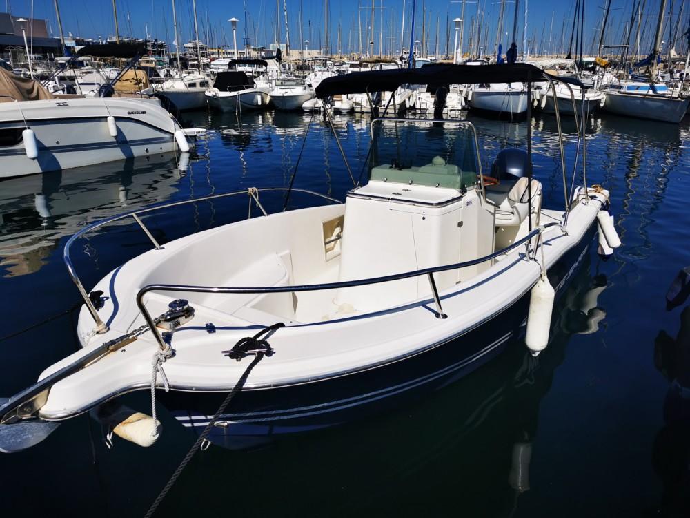 Motorboot mieten in Marseille - White Shark White Shark 205