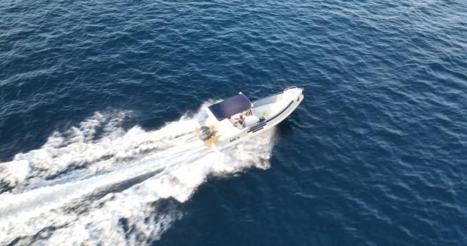 Schlauchboot mieten in Sliema - Sacs Sacs S 680