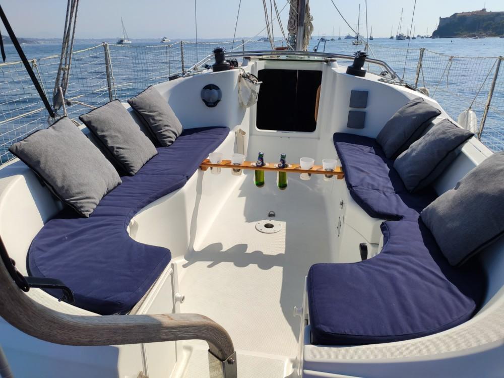 Bootsverleih Jeanneau Sun Odyssey 29.2 Vallauris Samboat