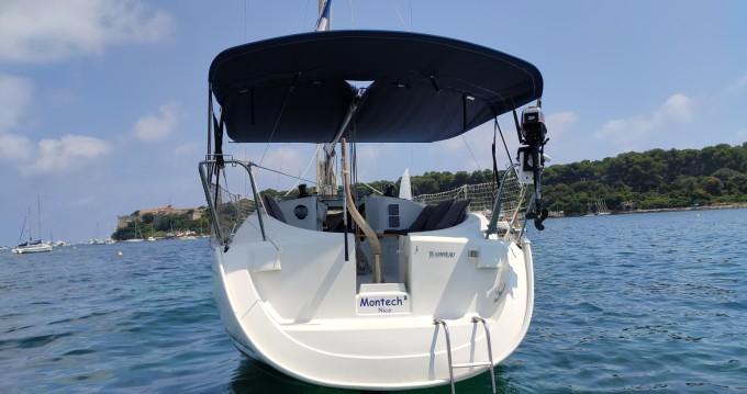 Segelboot mieten in Golfe-Juan - Jeanneau Sun Odyssey 29.2