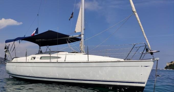 Jeanneau Sun Odyssey 29.2 zwischen Privatpersonen und professionellem Anbieter Golfe-Juan