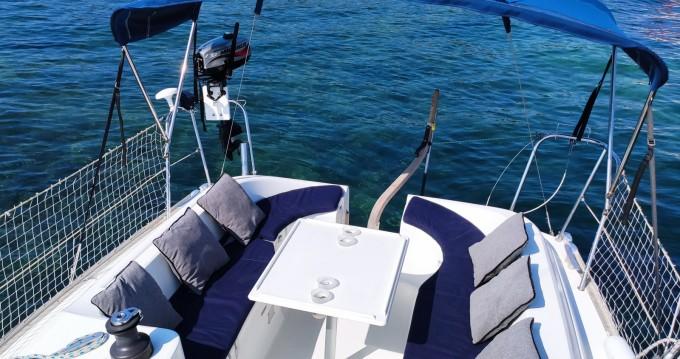 Ein Jeanneau Sun Odyssey 29.2 mieten in Golfe-Juan